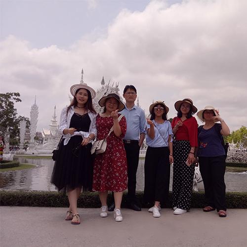 企业泰国之旅风采