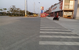 来宾市河南工业园规划纵一路(含辅道)工程