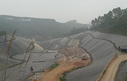 隆安县生活垃圾卫生填埋场