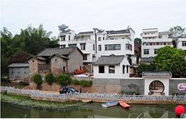 南宁市邕宁区新江镇社区那蒙坡综合示范村规划建筑立面改造二期